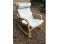As new rocking chair