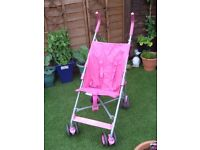 Pink Buggy