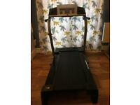 Proform Spacesaver Electronic Folding Treadmill in Excellent working order