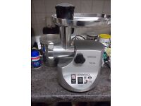 Kenwood Meat Grinder MG510 . Never Used. Has no box or manual. Normally saleing for £160 on Amazon