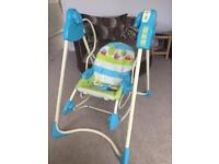 Baby 3 in 1 Swing, rocker, chair. Excellent condition.