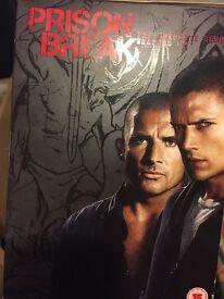 Prison Break 1-4 boxset