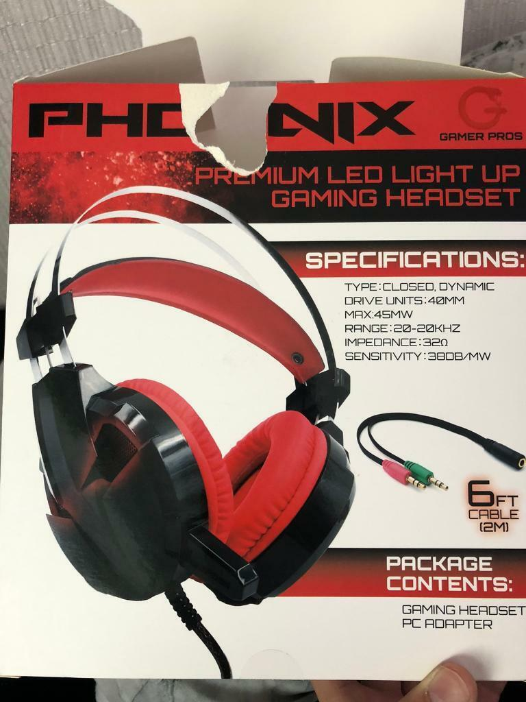 Phoenix pro going headset | in Bournemouth, Dorset | Gumtree