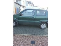 Suzuki ignis automatic mot till end of july next year great wee car cheap to insure