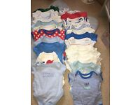 BABY BOY CLOTHES UP TO 3 MONTH
