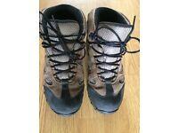 Merrell waterproof walking Boots size 5