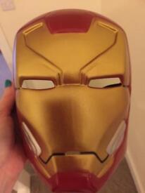 Iron man costume age 5-6