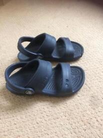 Croc sandals size c11