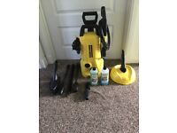 Karcher K2 1400 W full control car and home pressure washer