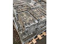 Concrete standard pattern roof tiles