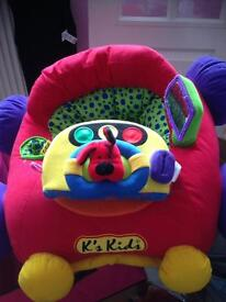 K's kids car