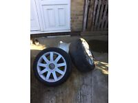 17 inch multi fit alloys