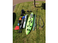 Windsurf kit complete