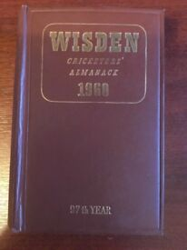 Wisden Cricketers' Almanack 1960