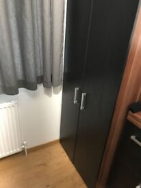 Wardrobe and chest of draws good condition