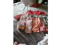 Newborn bundle - girls