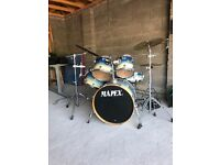 Drum Kit - Mapex Pro M Series 5 Piece