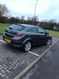 Vauxhall astra design 1.6 Petrol manual