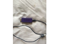 roku streaming stick, connect to wifi and watch 10000s ov movies, music ect. £20.00