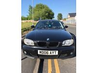 BMW 118d SE 2.0TD. MOT RENEWED. Selling this car for my sister as she is desperate for the money