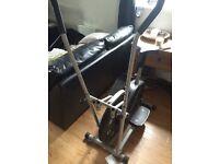 Cross trainer / exercise bike for sale