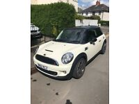 Mini Cooper S 2012, 1.6 petrol, White, 12 months Mot, Just been serviced.