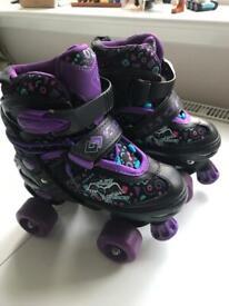 Child 4 wheel Roller Skates