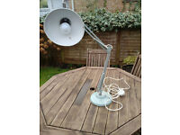 Vintage Retro 1960s 1001 Anglepoise Lamp Industrial Table Lamp Engineers Lamp