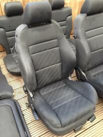 Audi A3 8L SPORTS SEATS / INTERIOR GREY