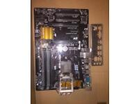 GIGABYTE 97P MOTHERBOARD DDR3 RAM