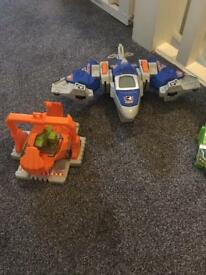 Vtech switch and go dinosaur plane