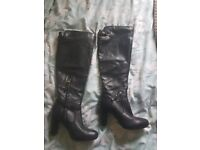 Ugg Thigh High Boots Size 6.5 Genuine