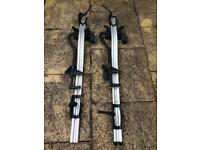 2x Thule ProRide bike racks