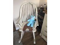 Stunning Laura ashley Bramley rocking chair