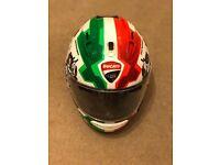 Arai Ducati Corse RX-7V helmet XL NEW