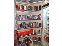 Book Sale - large selection of Sci-Fi/ Fantasy, romance and crime fiction - top authors