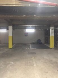 CCTV allocated Parking space in Old street
