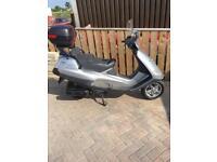 Piaggio 250cc scooter