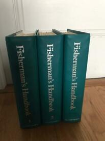 Fisherman's Handbook - complete collection - fishing