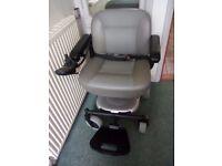 Quingo electric wheelchair