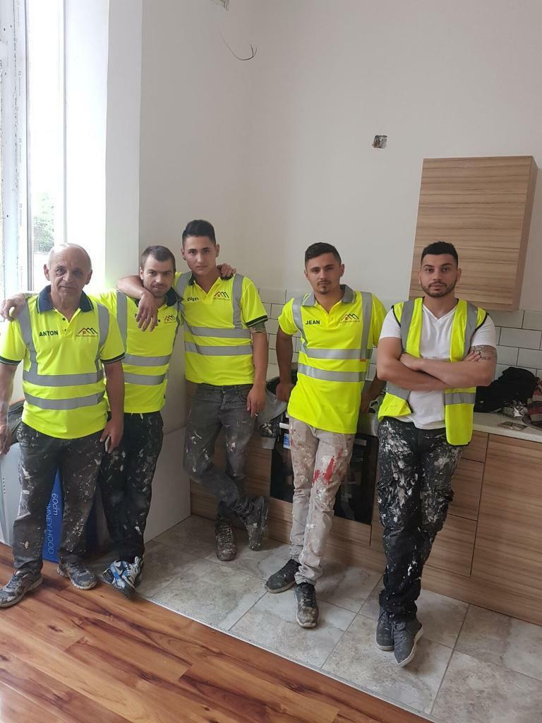 Painting - Decorating - Plastering - Rendering - Tiling - House extensions - - -07543624432