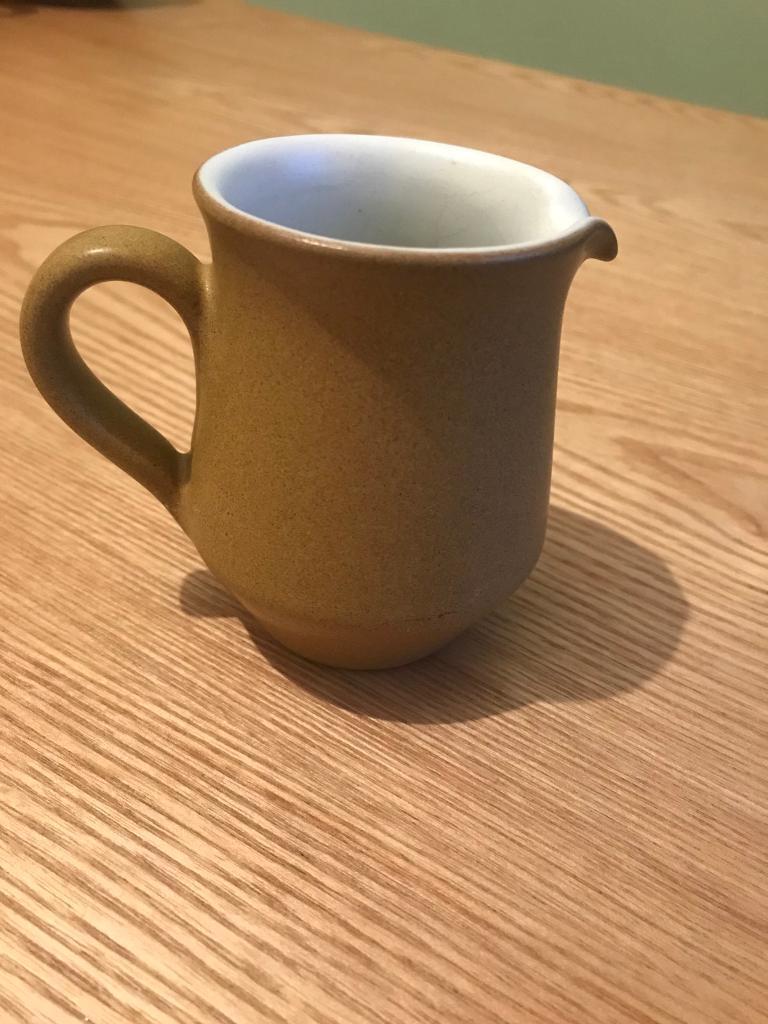 Denby ode pottery 1967 - 1977 small milk jug