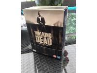 THE WALKING DEAD SEASON 1-6 UK DVD BOX SET