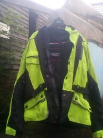 R.S.T MOTORCYCLE Jacket (LARGE)