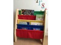 Kids' Sling Bookcase
