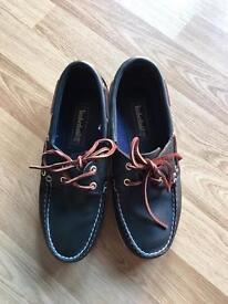 Timberland classic boat shoes (UK size 5)