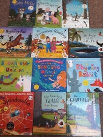 12 Julia Donaldson books