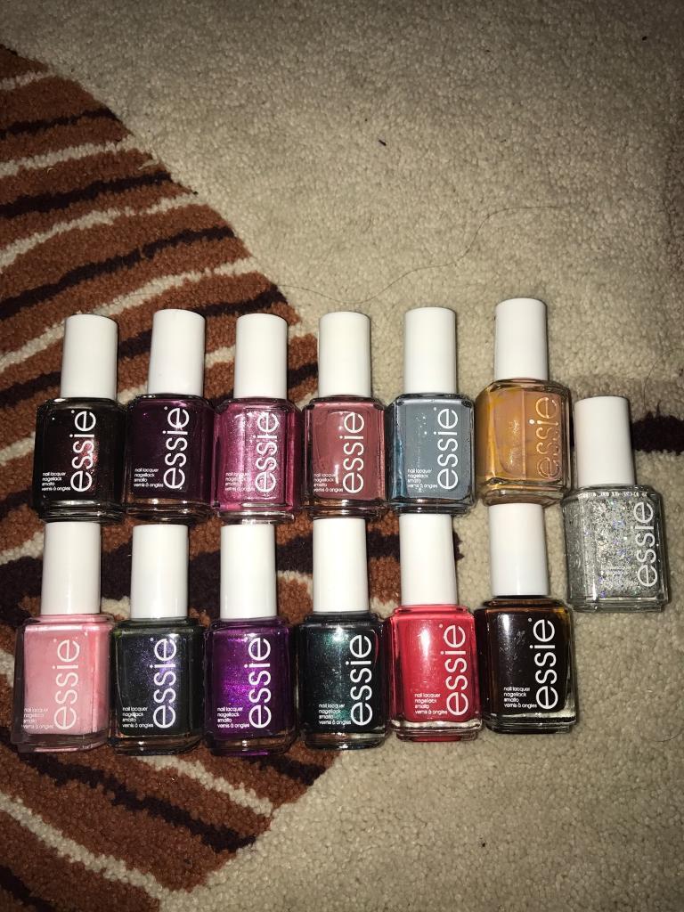 Mini JOBLOT of Essie nail polishes x13 bottles
