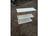 used white shelf