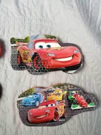Brand new bath puzzle Cars